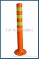 PU Flexible Delineator Post(80*750)