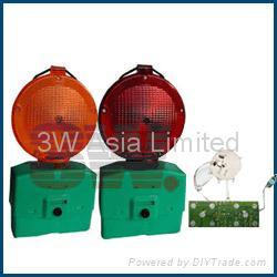 Traffic Warning Light 1