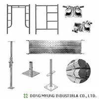 scaffold prop screw jack coupler