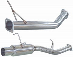 car parts - exhaust system/cat back/turbo back