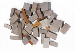Diamond Segment For Cicular Saw Blades Cutting Natrual Stone,Concrete,Asphalt