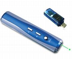 RC laser pointer