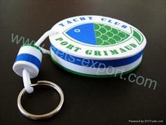 Floating EVA Key ring