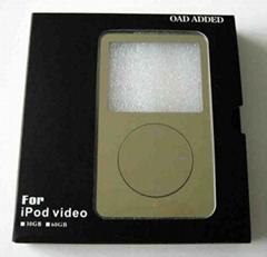 iPod panel