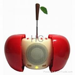 Mini protable MP3 speaker