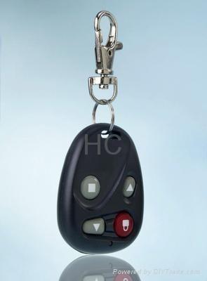 RF rolling code remote controller of garage gate 1