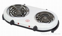 Double Electric Stove TLD05-A
