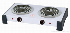 Double Electric Stove TLD03-C
