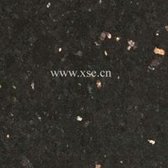 black galaxy tiles