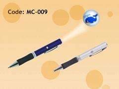 Mini Projection Logo Pen