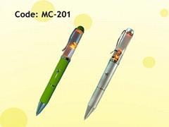 入油发光笔