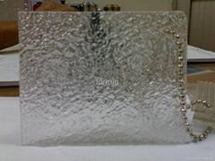 clear texture sheet