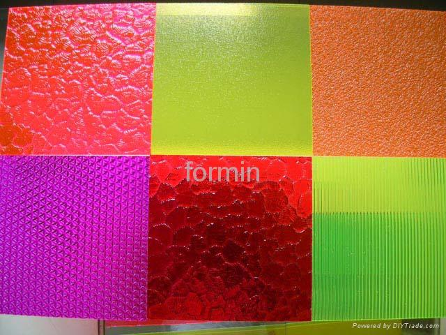 Texture Acrylic Sheet Formin China Manufacturer