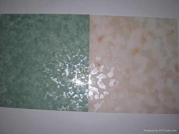 flowery acrylic sheet 5