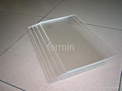High strength acrylic sheet