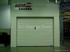 Automatic Garage Door (CE Certificate)