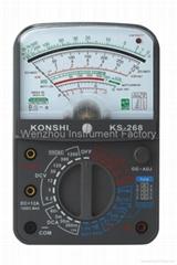 analog multimeter KS-268