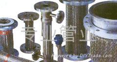 加工定做不鏽鋼金屬軟管