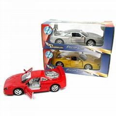 1:24 Die Cast Ferrari F550 Car