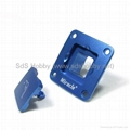 High quality CNC Fuel plug-Blue Color ( magnet inside)