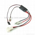 30A Brushed ESC For Smoke Pump System