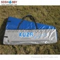 KUZA Pro Protection Wing Bag For 15-26CC Gas Plane Blue