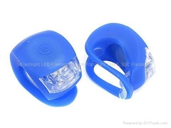 LED silica gel Bicycle light