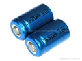 CR2 600mAh 3.6V Rechargeable Battery