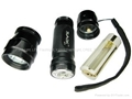 SAIK SA-8 CREE Q3 LED aluminum flashlight