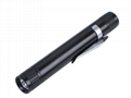 Smiling Shark SS-5003 3W LED Mini Torch-Black