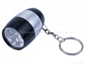 LL-06A 6 LED Emergency Light Torch with Keychain