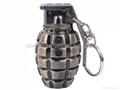 3 in1 Laser And LED Hand Grenade Shaped