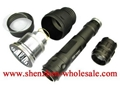 MX Power ML-900 WCQ5 X 3 3-mode LIR123A flashlights