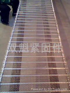 成都熱處理耐腐蝕網帶 4