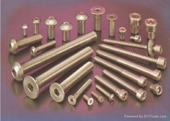 成都不锈钢螺栓