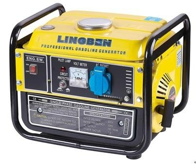 650W silent type portable gasoline generator  1