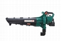 vacuum and leaf blower with CE