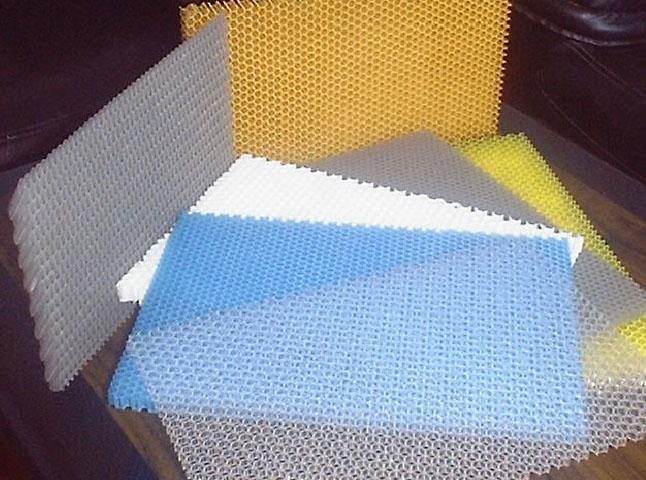 Polyurethane Honeycomb Panels : Plastic honeycomb pp china manufacturer