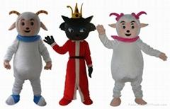 动漫服装/喜羊羊