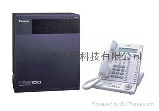 松下Panasonic电话交换机 1