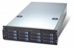 1U、2U、4U機架式、塔式服務器機箱