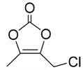 4-甲基-5-氯甲基-1,3-二氧雜環戊烯-2-酮