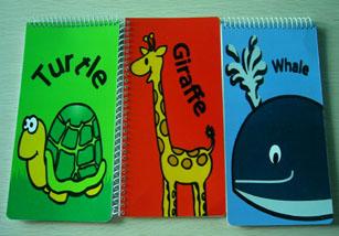Spiral Notebooks 4