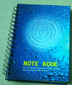 Spiral Notebooks 5