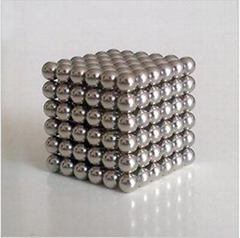 216pcs/set Buckyballs,Neocube,Magnetic Balls,intelligence toy,Size Dia4mm