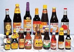 各种蚝油瓶酱油瓶醋瓶+瓶盖