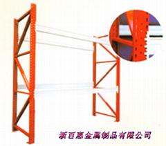 heavy-duty warehouse rack