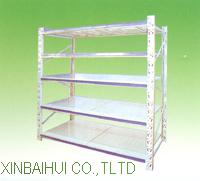 medium-duty warehouse rack