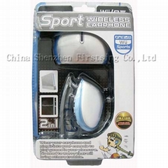 Wii / Ps3 2in1 Sport Wireless Earphone