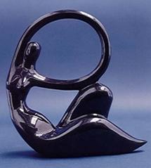 people sculpture